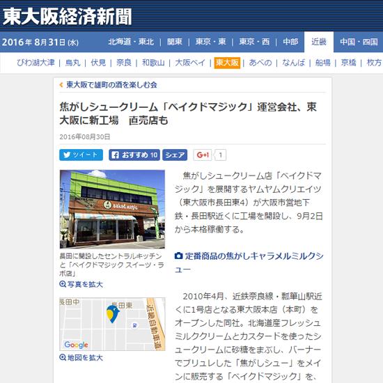 東大阪経済新聞